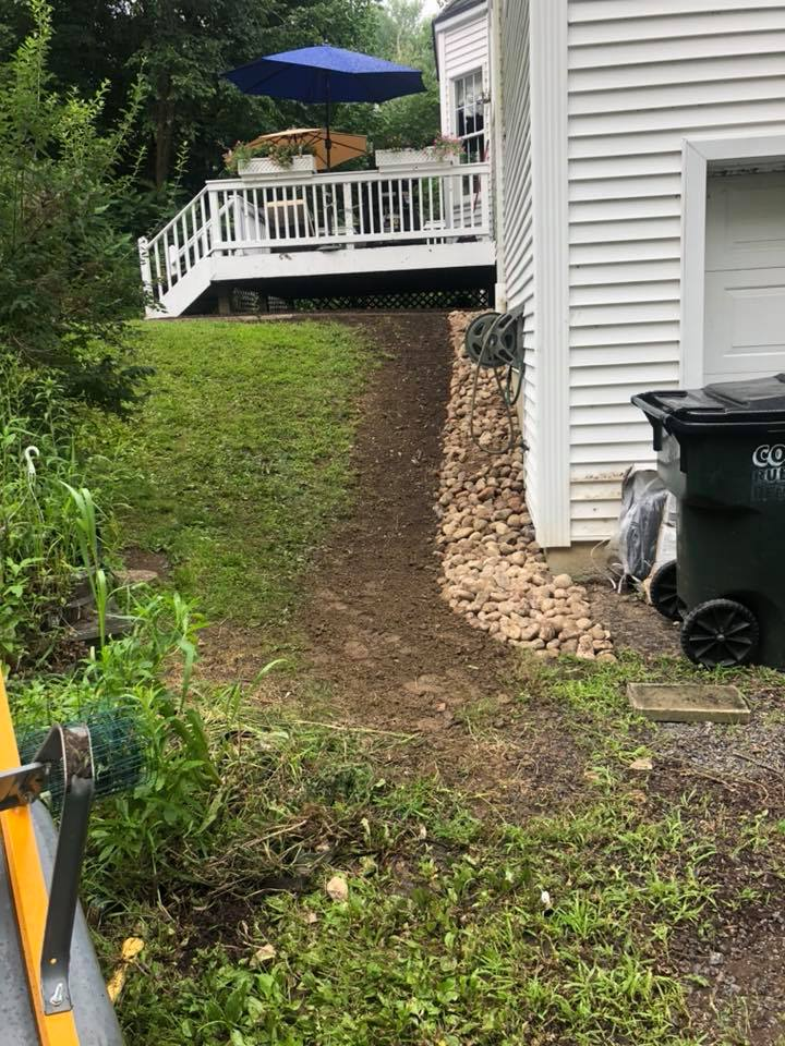 fall clean up brookfield ct